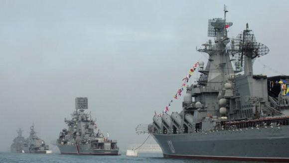 Escadre russe en Méditerranée: garantir la stabilité dans la région