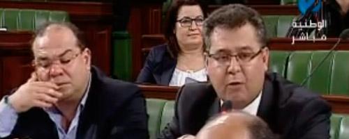 N. Fehri accuse l'Anc d'ingérence financière
