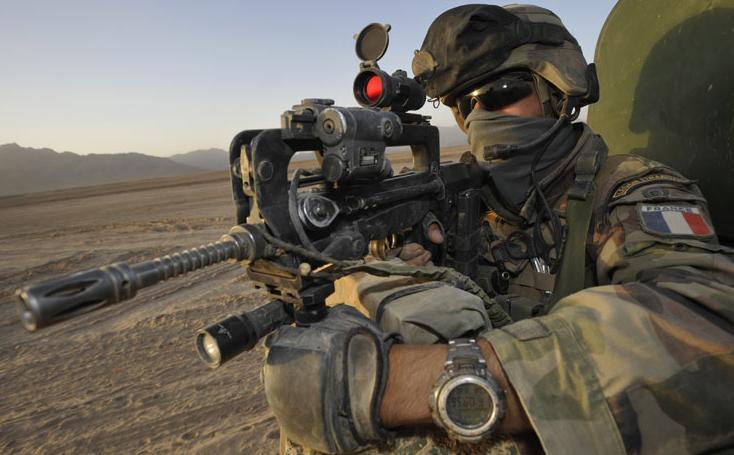Niger : les forces spéciales françaises en action