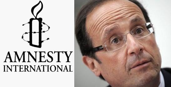 Droits de l'Homme : qu'a fait Hollande ?