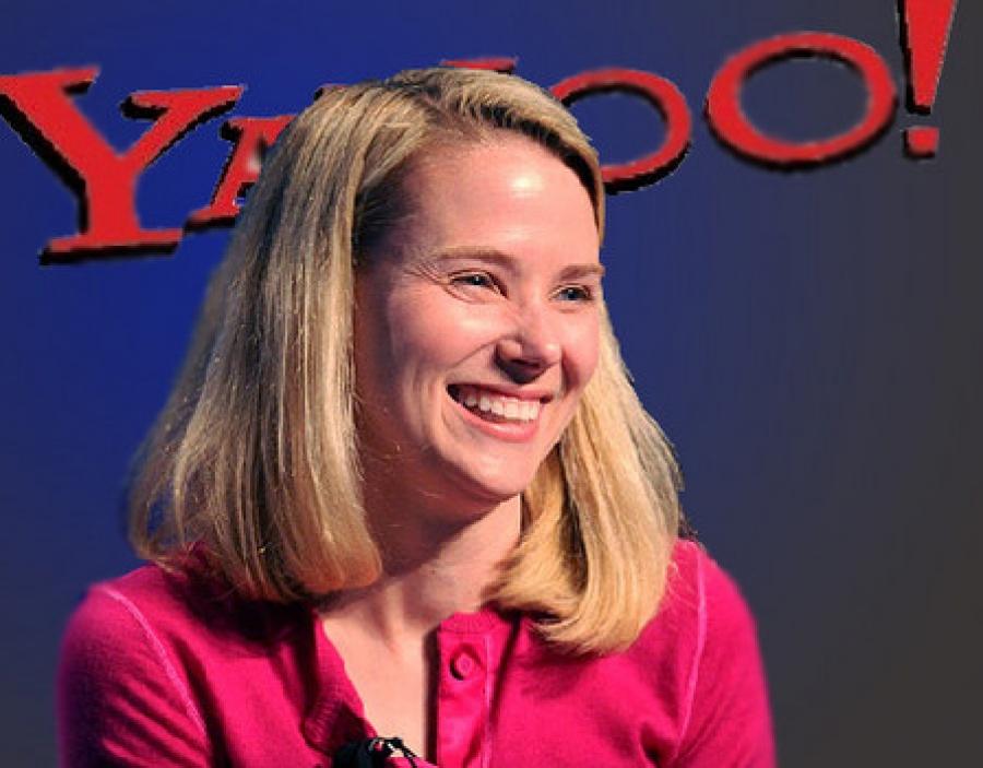 Marissa Mayer directrice de Yahoo!
