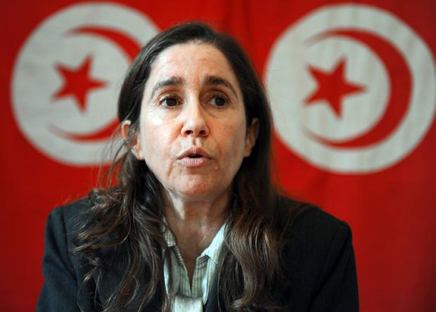 Maya Jribi : Décembre 2013 serait la date des élections présidentielles