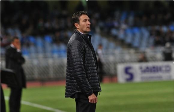 Philippe Montanier, futur ex coach de la Sociedad