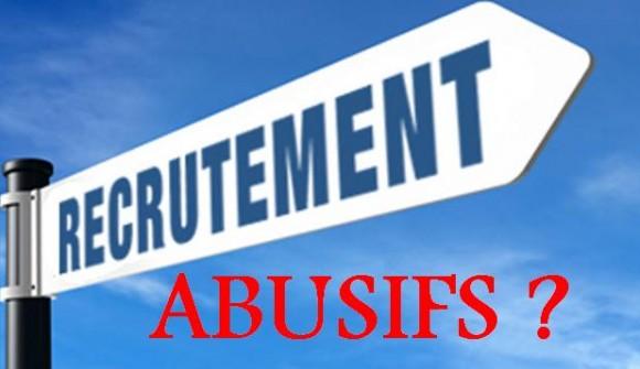 'Recrutements abusifs' au ministère de l'Équipement ?
