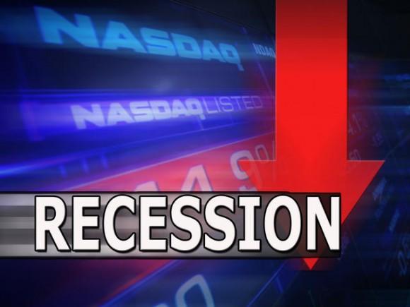 France : Constat d'une récession !