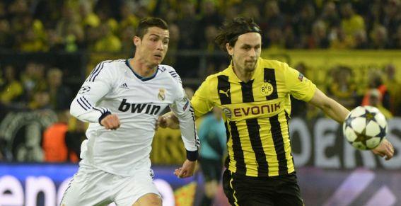 Real Madird - Borussia Dortmund