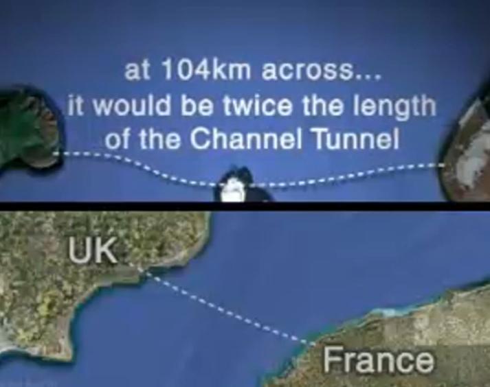 Paris – New York en train dès 2030