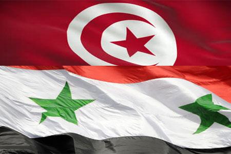 tunisie syrie