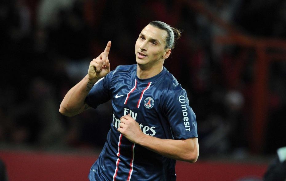 Zlatan Ibrahimovic veut rester au PSG