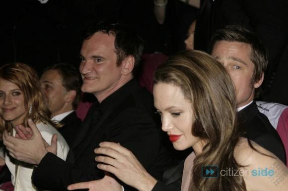 Angelina Jolie - Quantin Tarantino