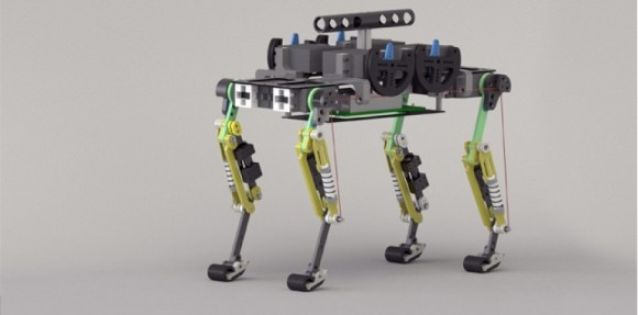 Le robot-chat