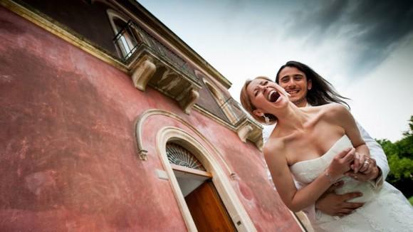 Lara Fabian et son époux