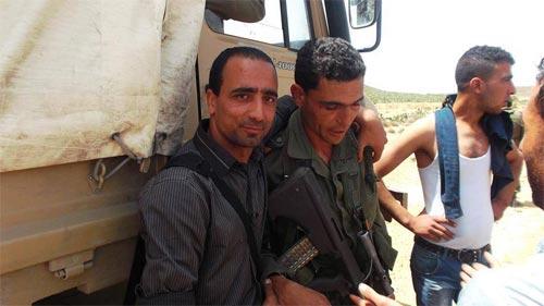 Jbal Châambi : Les habitants de Kasserine soutiennent les militaires (Photo 3)