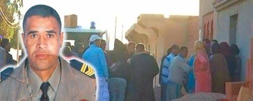 Mokhtar Mbarki, sous-officier tué accidentellement, enterré aujourd'hui