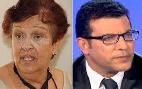 Salma Baccar soutient Mongi Rahoui