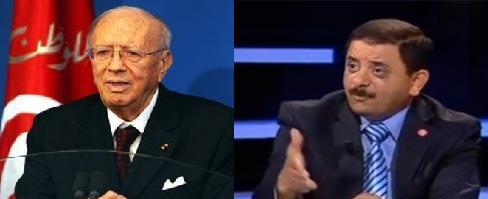 S. Ben Amor : Béji Caid Essebsi est plus dangeureux qu'Abou Iyadh
