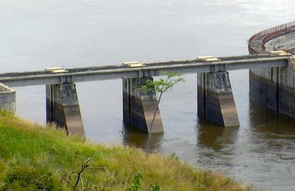 Barrage au Congo