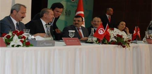 """Erdogan """"85 mille touristes tunisiens ont renforcé le tourisme turc"""""""