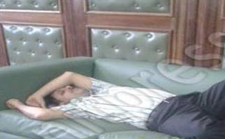 "Samir Ben Amor "" Ma photo endormi ne fait pas honte """