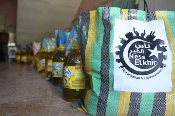 Le Croissant Rouge Tunisien approvisionne 2200 foyers à l'occasion du mois de Ramadan