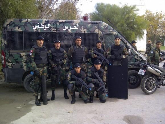 Unité spéciale de la garde nationale