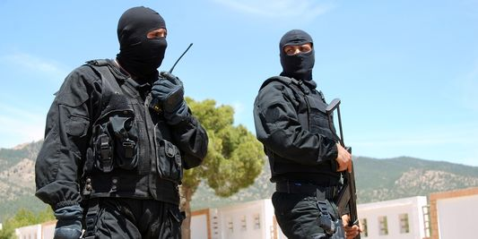 Brigade anti Terroriste tunisienne