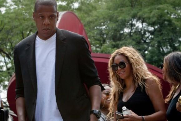 Jay-Z et Beyoncé