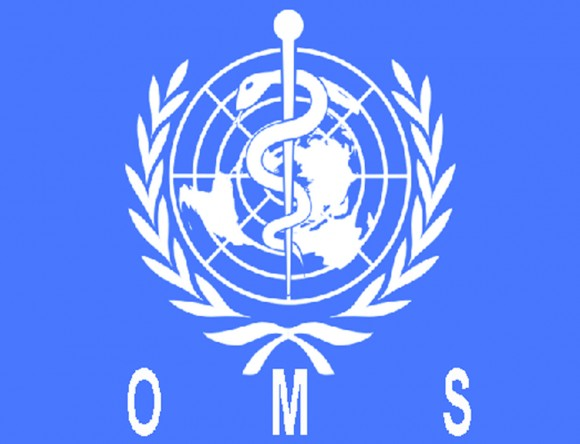 (Arquivo) Logotipo da OMS