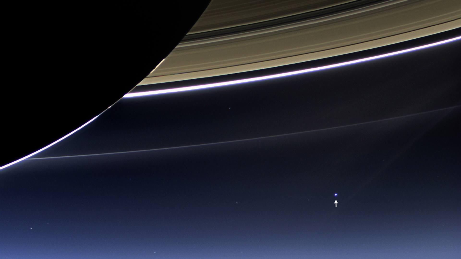La Terre photographiée à plus d'un milliard de kilomètres