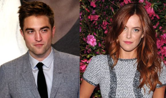 Robert Pattinson et Riley Keough