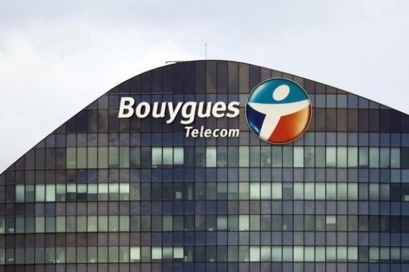 Bouygues Telecom a annoncé les tarifs de ses offres 4G,. Reuters/Charles Platiau