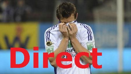 Anderlecht La Gantoise Streaming