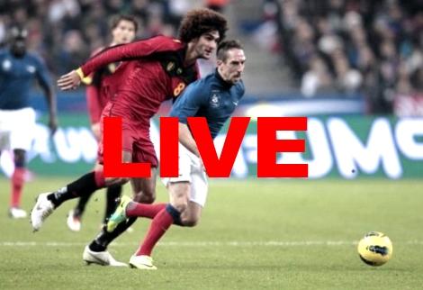 Belgique France Streaming Match Football En Direct Live