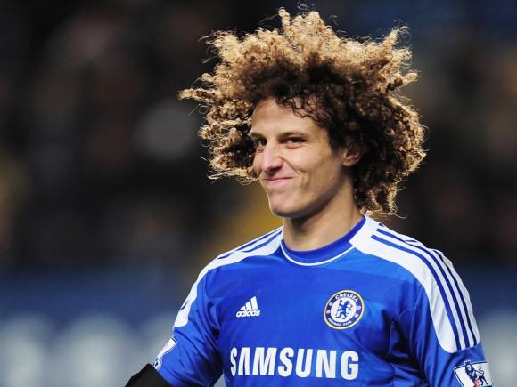 David Luiz défenseur de Chelsea FC