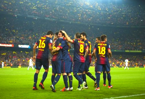 FC Barcelone Levante UD