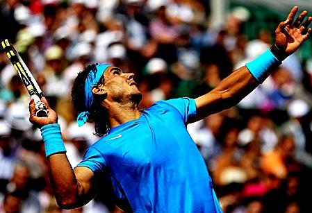 Finale Rafael Nadal John Isner Cincinnati 2013