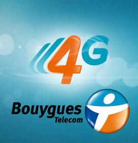 Logo 4g logo bouygues telecom