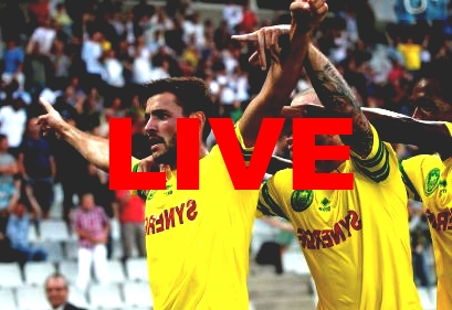 Lorient Nantes Streaming en Direct Replay Video Buts