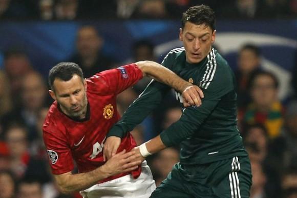 Mesut Özil aurait fait l'objet d'une offre de la part de Manchester United