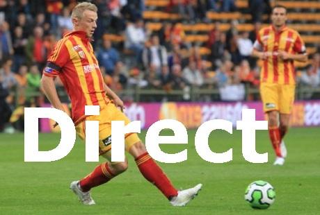 Match RC Lens DFCO Dijon en direct live streaming