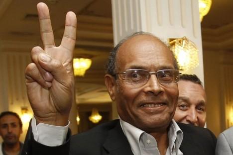 Moncef Marzouki, sur un siège éjectable