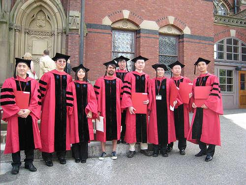 Harvard conserve la tête du classement de Shanghai 2013, et les universités françaises maintiennent leur rang - AFP