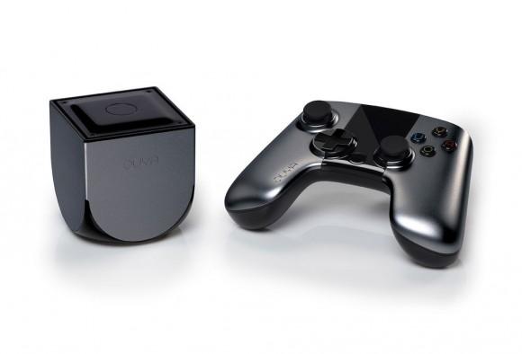 La console de jeux Ouya