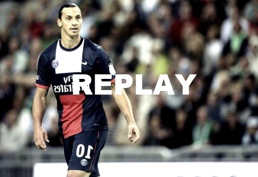 PSG Ajaccio Video Buts Resultat Resume Replay Score