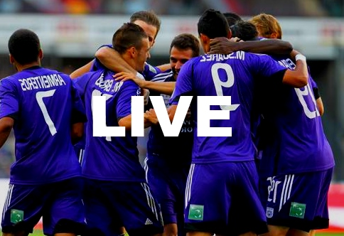 Match Anderlecht en Direct Video Buts Replay RSCA Anderlecht
