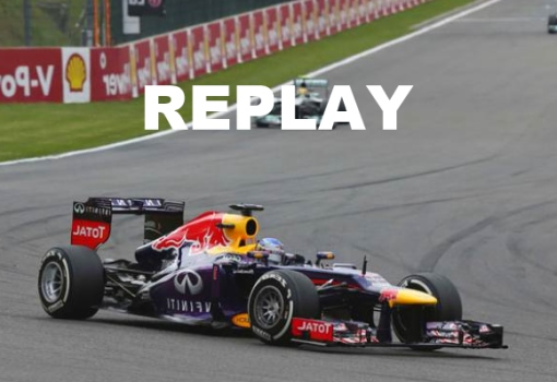 Resume Video GP Belgique 2013 de F1 Spa Francorchamps