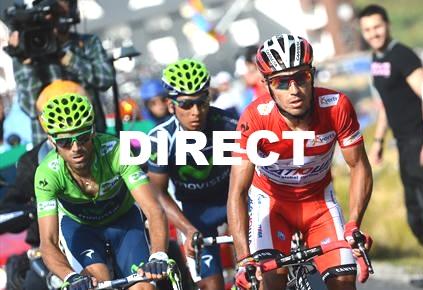 Tour d Espagne 2013 en Direct TV Internet Etape 2