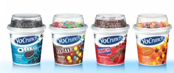 """Le fabricant de yaourts américain YoCrunch, leader du segment des yaourts avec """"toppings"""""""