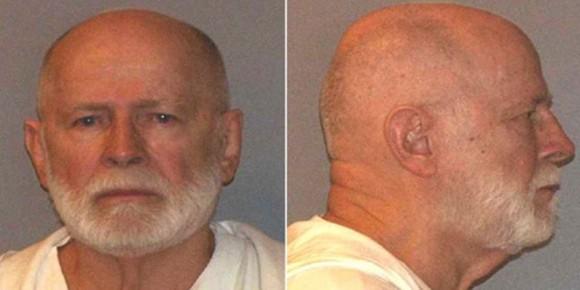 """James Bulger, dit """"Whitey"""", ancien parrain de la mafia de Boston, aujourd'hui condamné."""