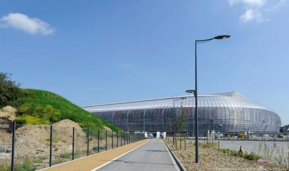 08.2012 © Elisa / Valode&Pistre architectes / Atelier Ferret Architectures / Max Lerouge
